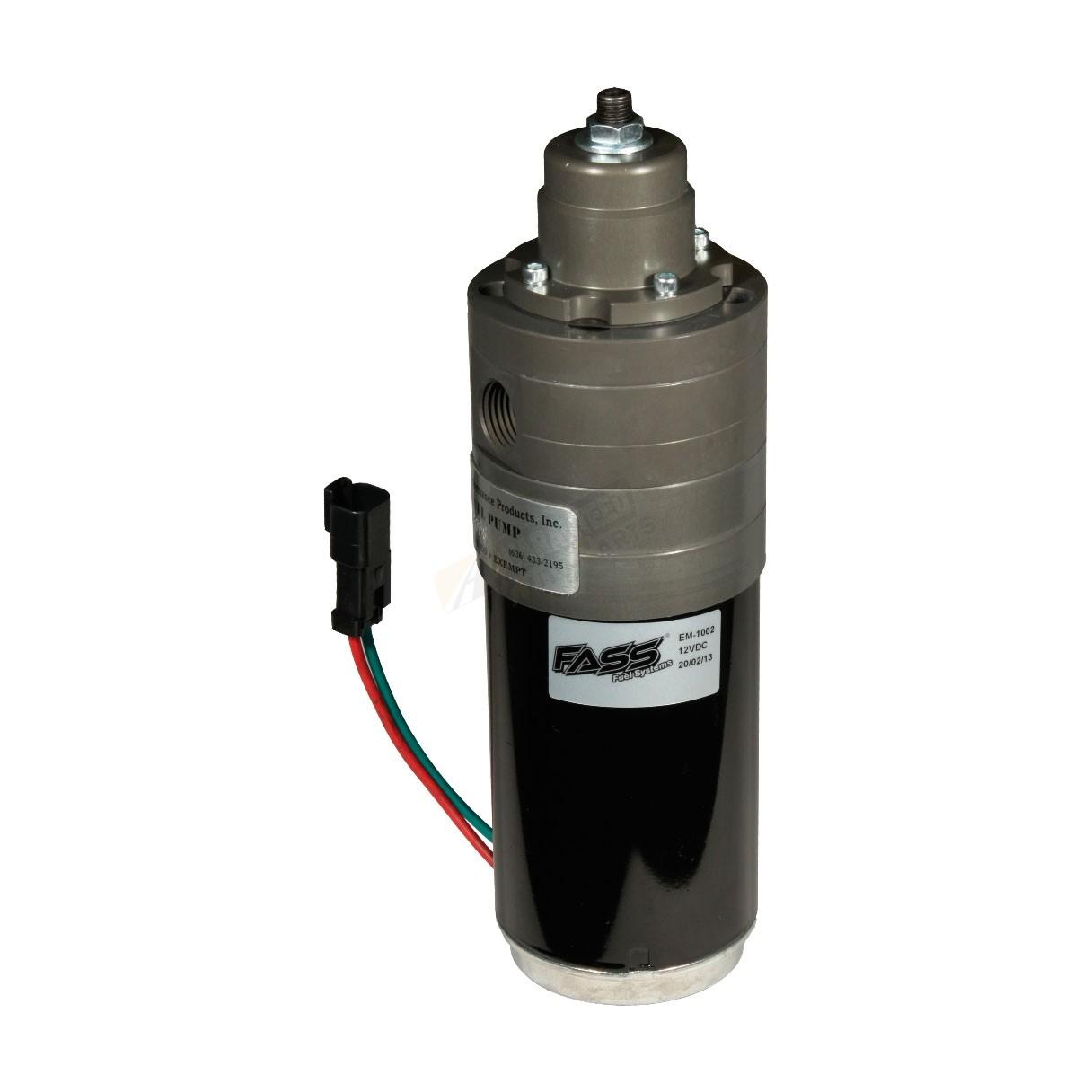FASS Adjustable 125GPH Fuel Pump - FA F15 125G