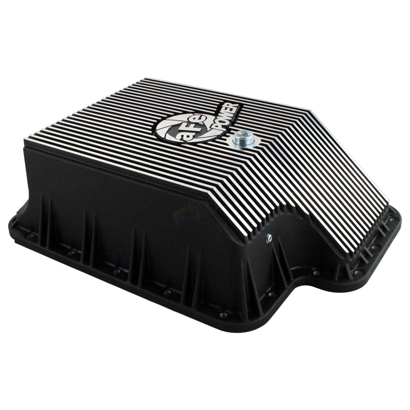 aFe Power 46-70122-1 Transmission Pan Machined