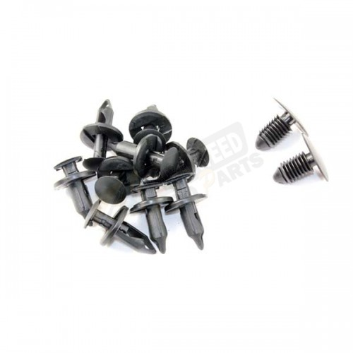 Merchant Automotive Wheel Well Liner Clips - 10008