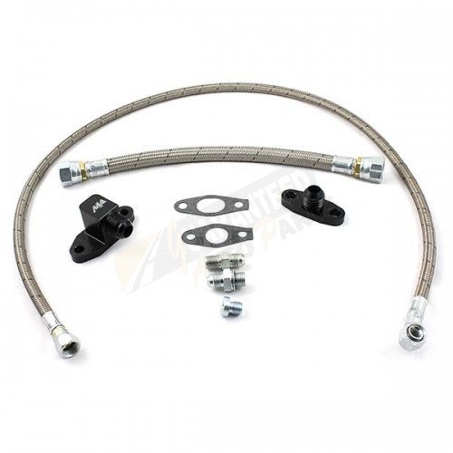 Merchant Automotive S400 Oil Line Kit - 10228