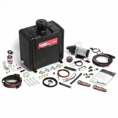 Banks Power Double-Shot Water-Methanol Injection System - Universal High Volume - 45005