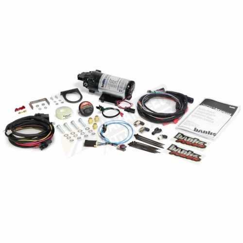 Banks Power Straight-Shot Water-Methanol Injection System - 45155