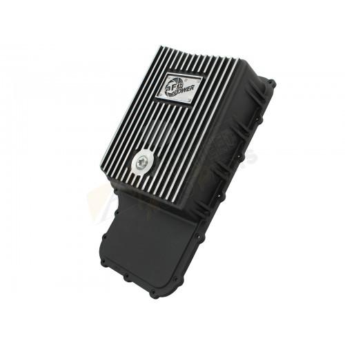 AFE Power Transmission Pan (Black & Machined) - 46-70182