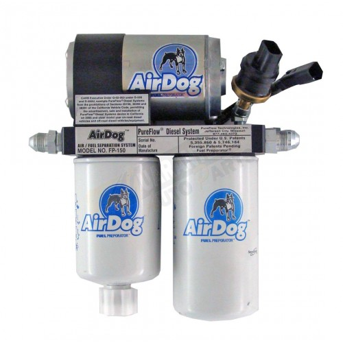 AirDog Air/Fuel Separation System - 100 GPH - A4SPBD000