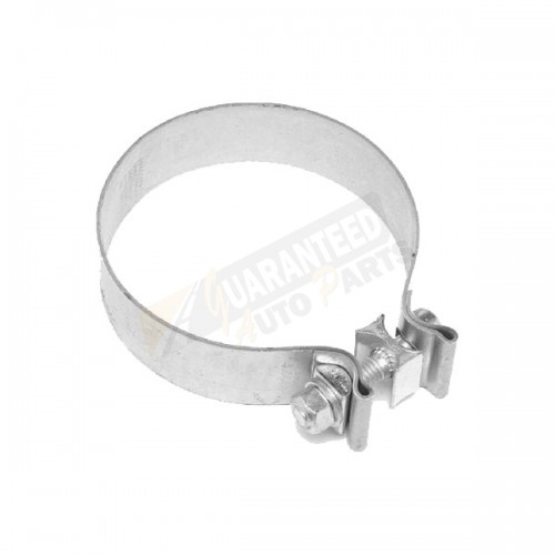 "Grand Rock 4"" Aluminized AccuSeal Band Clamp - AS-4A"