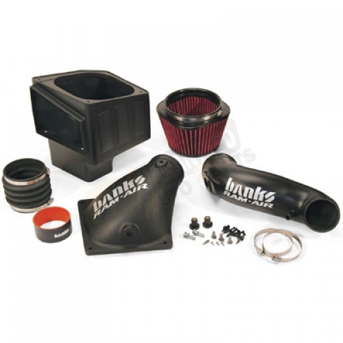 Banks Power Ram-Air Intake System - Cleanable Filter - 42180