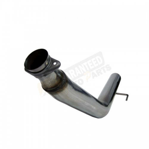 "MBRP 4"" Stainless Turbo Downpipe - DS9401"