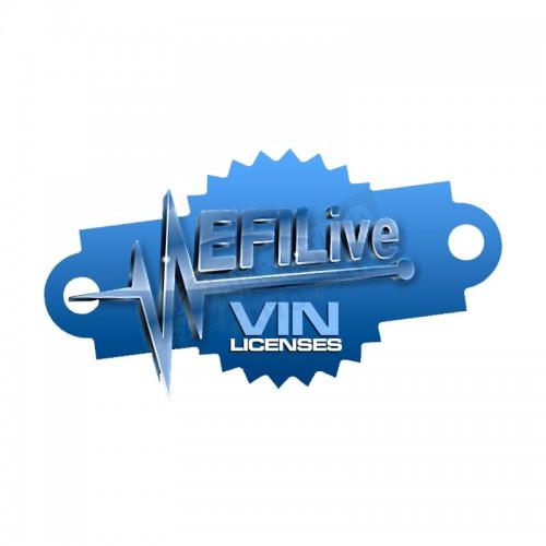 EFI Live FlashScan V2 VIN License - LIC-FS2-VIN