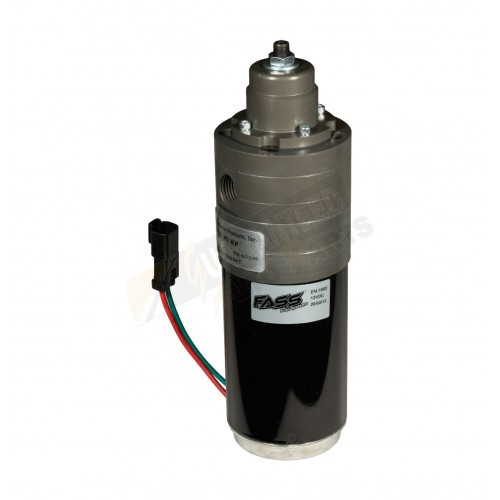 FASS Adjustable 165GPH Fuel Pump - FA F16 165G