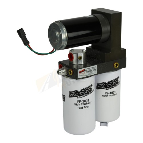 FASS Titanium Signature Series Air/Fuel Separation System - 240 GPH - TS F17 240G