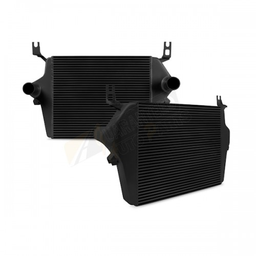 Mishimoto Direct Fit Intercooler - Black - MMINT-F2D-03BK