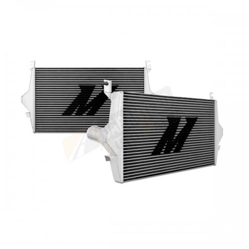Mishimoto Direct Fit Intercooler - Silver - MMINT-F2D-99