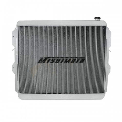 Mishimoto Direct Fit Aluminum Performance Radiator - MMRAD-TUN-00
