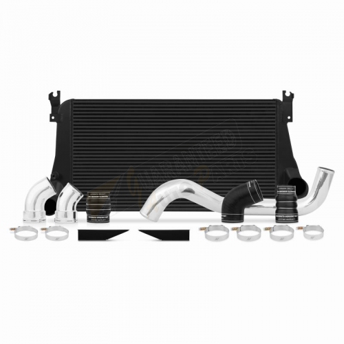Mishimoto Intercooler Pipe & Boot Kit - Black - MMINT-DMAX-06KBK