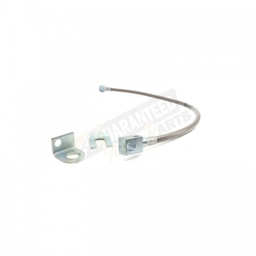 Rough Country Extended Brake Lines - Rear - 89703