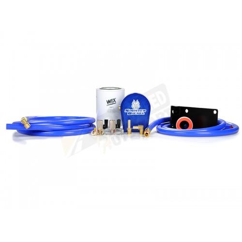 Sinister Diesel Coolant Filtration System - CAT Filter - SD-COOLFIL-6.7C-C