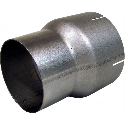 """MBRP Aluminized Adapter - 4"""" ID to 5"""" ID - UA2004"""