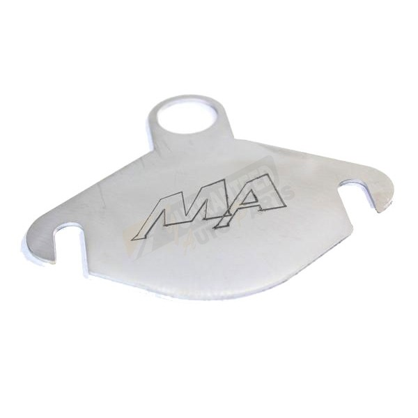 Merchant Automotive EGR Blocker Plate LLY - 10003