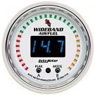 Autometer C2 Wideband Air/Fuel Ratio PRO Gauge - Digital - (Size: 2 1/16 (52.4mm)) - (Range: AFR or LAMBDA) - 7178