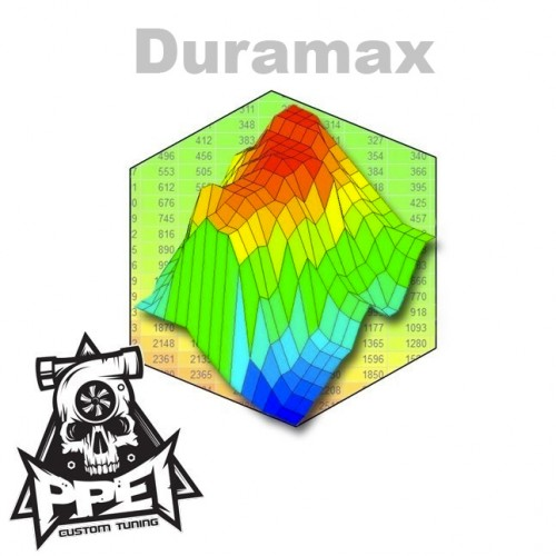 PPEI EFI Live Custom Tuning - Single Tune - STD04