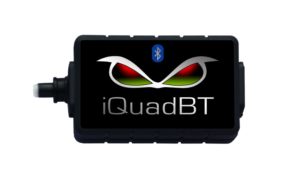 180HP For Adrenaline  IQUADBT Android BlueTooth Replaces pv2 Quadzilla iQuadBT