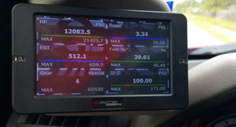 RACEME ULTRA - ALL-IN-ONE TUNING DEVICE